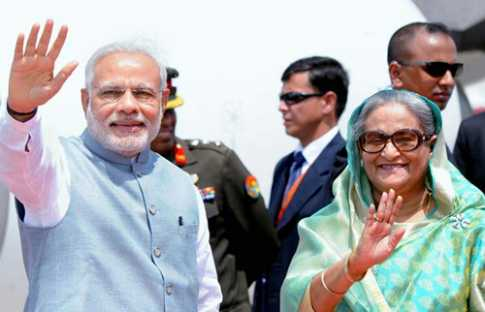"Joint Declaration between Bangladesh and India during visit of Prime Minister of India to Bangladesh, ""Notun Projonmo- Nayi Disha"""
